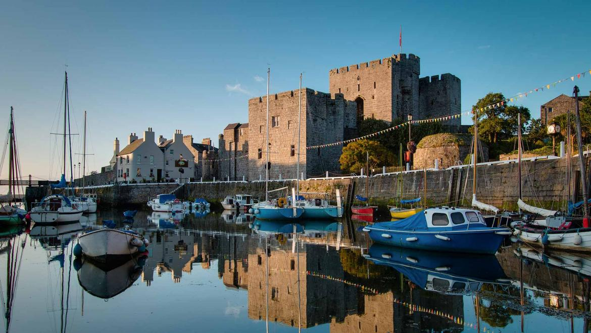 10 Must Do's in the South of the Isle of Man